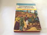 Jules Verne - TESTAMENTUL UNUI EXCENTRIC-RF17/1