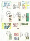Lichidez colectie FDC straine - lot I (Germania, Franta, etc) - 90 FDC diferite