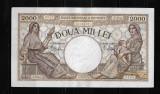 ROMANIA - BANCNOTA 2 000 2000 LEI 18 NOIEMBRIE 1941(7)