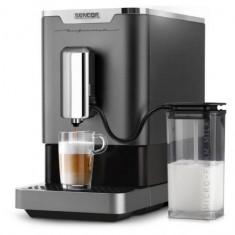 Espressor automat Sencor SES 9010CH, 1470 W, 1.1 L (Argintiu)