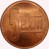 Romania, 5 bani 2006_mai rar * cod 44, Cupru (arama)