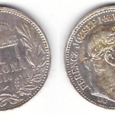 Ungaria 1914 - 1 korona