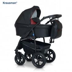 Krausman - Carucior Trend Black Prestige