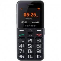 Telefon mobil MyPhone Halo Easy 2G, 1.8, VGA, 1000mAh, Black