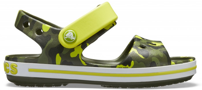 Sandale Copii pe apă Crocs Crocband Seasonal Graphic Sandal