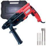 Raider - RD-HD38 - Rotopercutor SDS-Plus, 800 W, 2.5 J, valiza plastic, accesorii