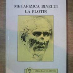 Metafizica binelui la Plotin / Adriana Neacsu