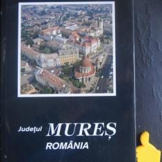 Judetul Mures Romania Album mongrafic