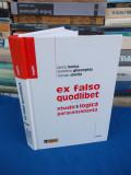 IANCU LUCICA - EX FALSO QUODLIBET , STUDII DE LOGICA PARACONSISTENTA , 2004