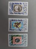 Kenya - Timbre trenuri, locomotive, cai ferate, nestampilate MNH, Nestampilat