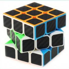 Cub Rubik 3x3 Yumo Fibră de Carbon