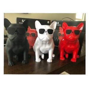 Boxa wireless Bulldog negru,rosu,alb cu factura si GARANTIE 24 luni!!!