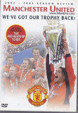 DVD Manchester United 2002-2003 plus bonus DVD Premiership Years