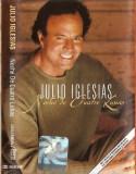 Caseta Julio Iglesias – Noche De Cuatro Lunas , originala
