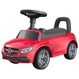 Cumpara ieftin Vehicul pentru copii Mercedes Rosu, Baby Mix