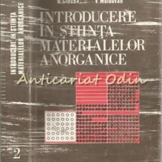 Introducere In Stiinta Materialelor Anorganice II - I. Teoreanu, I. Nicolescu