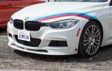Sticker ornament auto model BMW ///M Power (126cm x 27cm), 4World