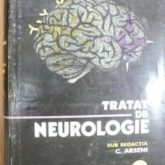 TRATAT DE NEUROLOGIE-C. ARSENI VOL 4 PARTEA II 1981