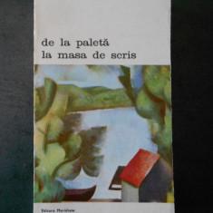 ANDRE LHOTE - DE LA PALETA LA MASA DE SCRIS