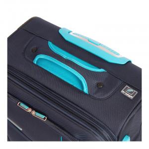 Troler Ultralight Lamonza, 67 cm, Albastru
