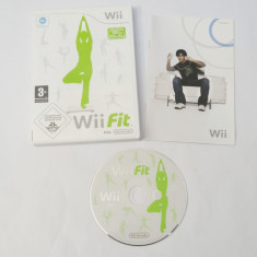 Joc Nintendo Wii - Wii Fit, Actiune, 12+, Single player