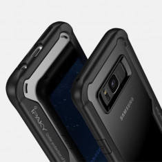 Husa Samsung Galaxy S8 Plus Ipaky Survival Negru