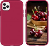 Husa silicon High Copy Apple iPhone 11 Pro Max Raspberry
