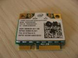 Placa wireless laptop HP EliteBook Folio 9470m, Intel Advanced-N 6205 696826-001