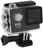Camera Video de Actiune Qoltec 50219, Full HD, Ecran LCD 2inch, Waterproof, pentru casca/ bicicleta/ masina