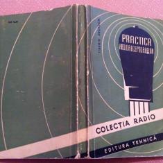 Practica Radioreceptoarelor. Calcul, constructie, reglare - Tiberiu Deutsch