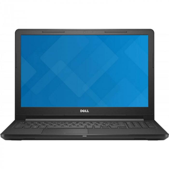 Laptop Dell Vostro 3578 15.6 inch FHD Intel Core i7-8550U 8GB DDR4 256GB SSD AMD Radeon 520 2GB Linux Black 3Yr CIS