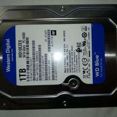 Hard Disk  WD Blue 1TB WD10EZEX 7200RPM 64MB SATA 6Gb/s
