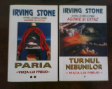 Irving Stone Viata lui Freud (Turnul nebunilor si Paria) vol. 1-2