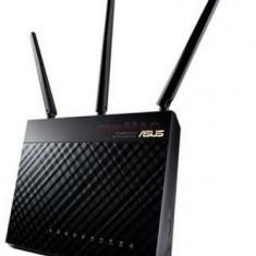 Router Wireless ASUS RT-AC68U, 600+1300Mbps, 3G/4G, USB 3.0, 3 x Antene detasabile
