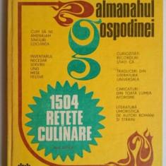 Almanahul gospodinei  1504 retete culinare  Volumul 2