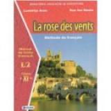Manual pentru limba franceza clasa XI-a (Limba 2) La rose des vents