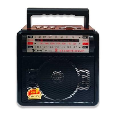 Radio portabil Golon RX-1405, USB, lanterna foto