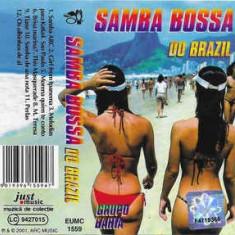 Caseta Pablo Cárcamo, Hossam Ramzy, Ulrich Stiegler – Samba Bossa Do Brazil
