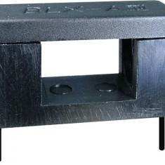 Soclu pentru sigurante 5x20mm, cu capac de protectie, pentru PCB - 122531