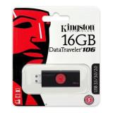 FLASH DRIVE 16GB DT106 USB 3.0 KINGSTON