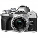 Aparat foto Mirrorless Olympus E-M10 Mark IV Body Silver