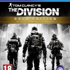 Tom Clancy S The Division Gold Edition Ps4