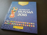 Album gol Panini Hardcover cartonat World Cup 2018 Russia, editia 670 stickere