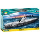 Cumpara ieftin Set de construit Cobi, World of Warship, Gato Class Submarine - USS Wahoo / SS-2