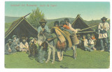 2434 - ETHNIC, Gypsy, Romania - old postcard - unused