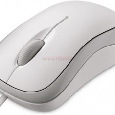 Mouse Microsoft Optic, editie Business (Alb)