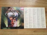 VAN HALEN - 5150 (1986,WB,GERMANY) vinil vinyl