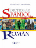 Dictionar Spaniol-Roman/Alexandru Calciu, Zaira Samharadze