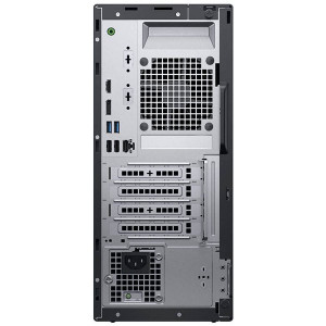 Calculator Nou in Cutie Originala Dell Optiplex 3060 Tower, Intel Core i7 Gen 8 8700 3.2 GHz, 8 GB DDR4, 256 GB SSD M.2 NWMe, Placa Video AMD Radeon R