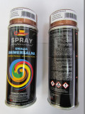 Spray vopsea Profesional CHAMPION RAL Cupru Metalic 400ml ManiaCars